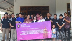 Animal Husbandry fostering farmers in Kediri