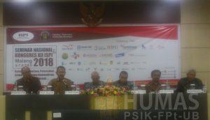Kongres Ikatan Sarjana Peternakan Indonesia 2018