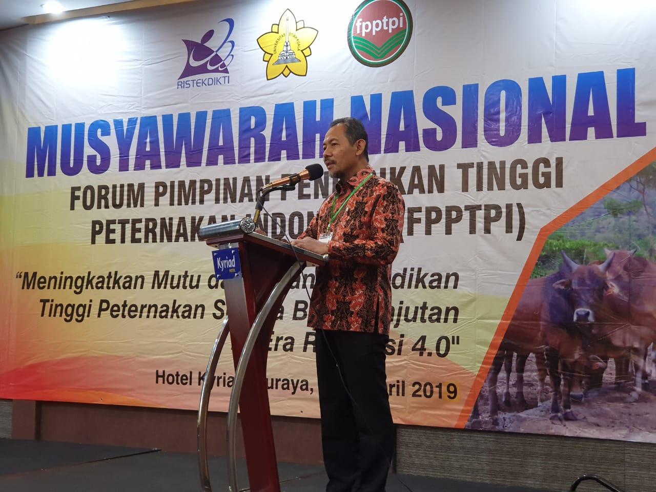 FPPTPI Adakan Musyawarah Nasional 2019