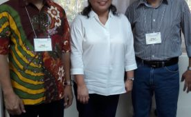 Staf Pengajar Fapet UB Kunjungi Filipina Bahas Standarisasi Kurikulum