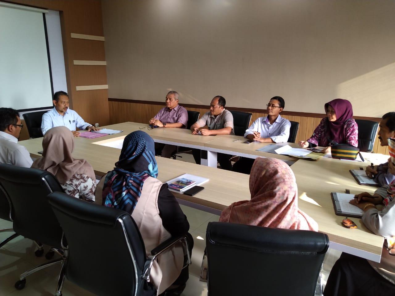 Penyerahan SK CPNS Tenaga Pengajar Fapet UB