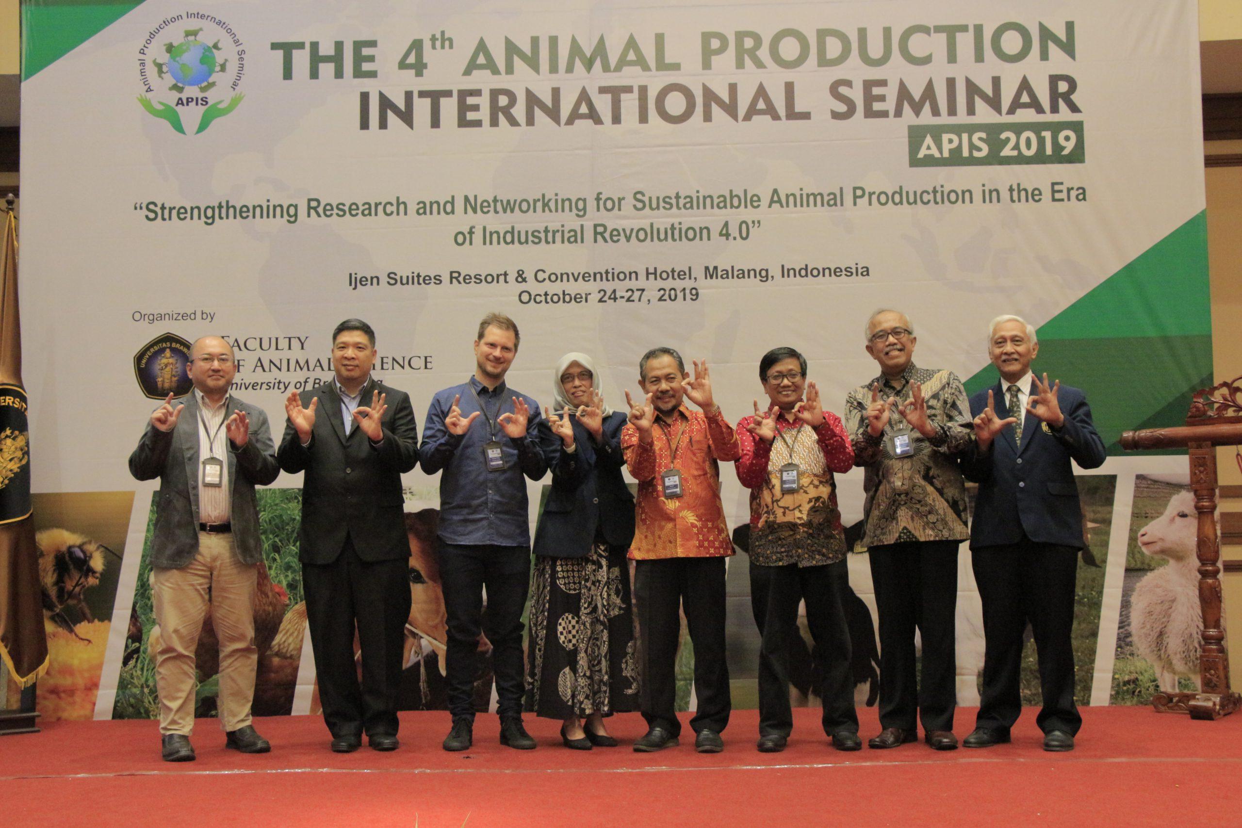 Mewadahi Hasil Penelitian dan Membuka Jalinan Kerjasama, Fapet UB Adakan Seminar Internasional