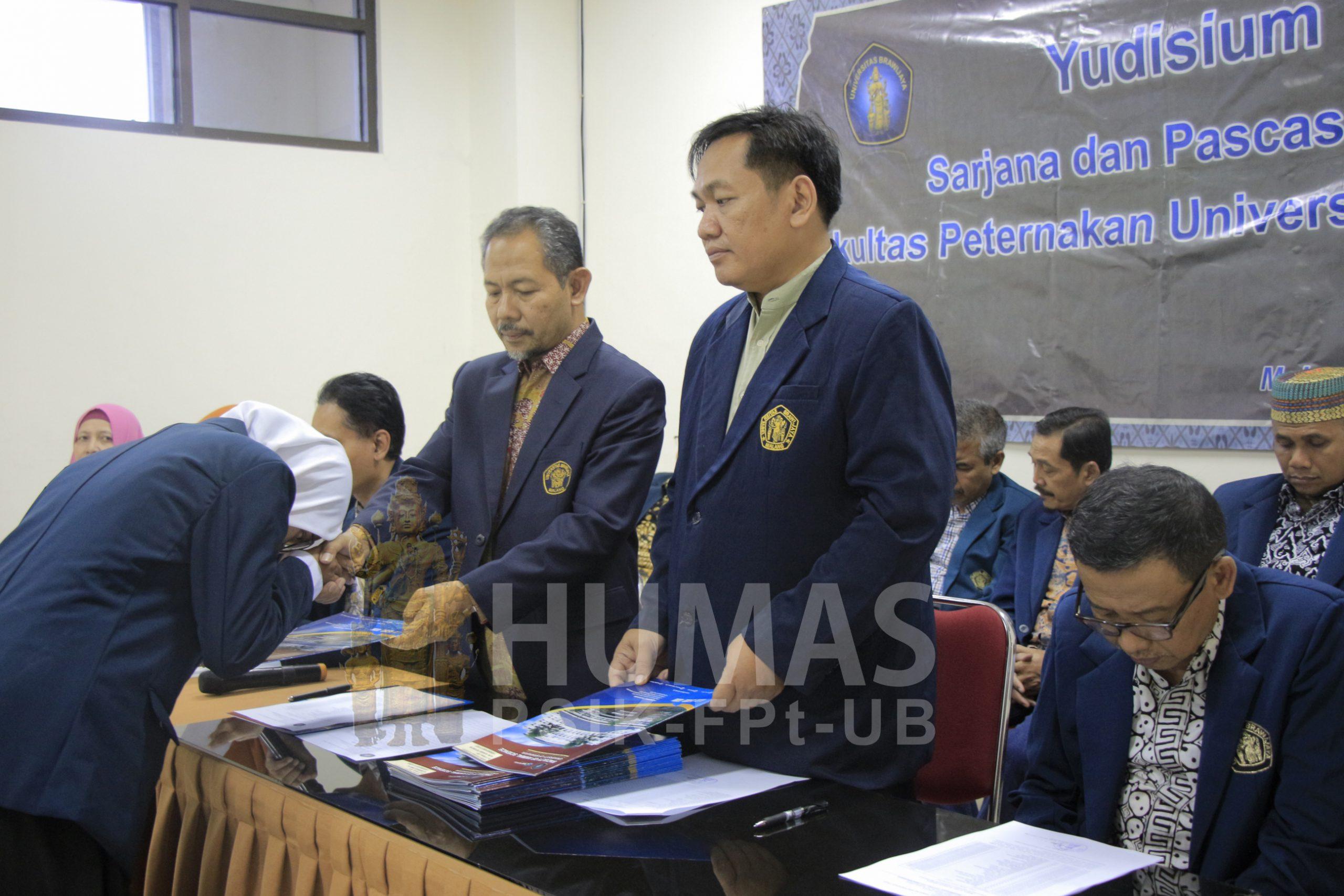 Yudisium Program Sarjana Periode III Semester Ganjil TA. 2019/2020