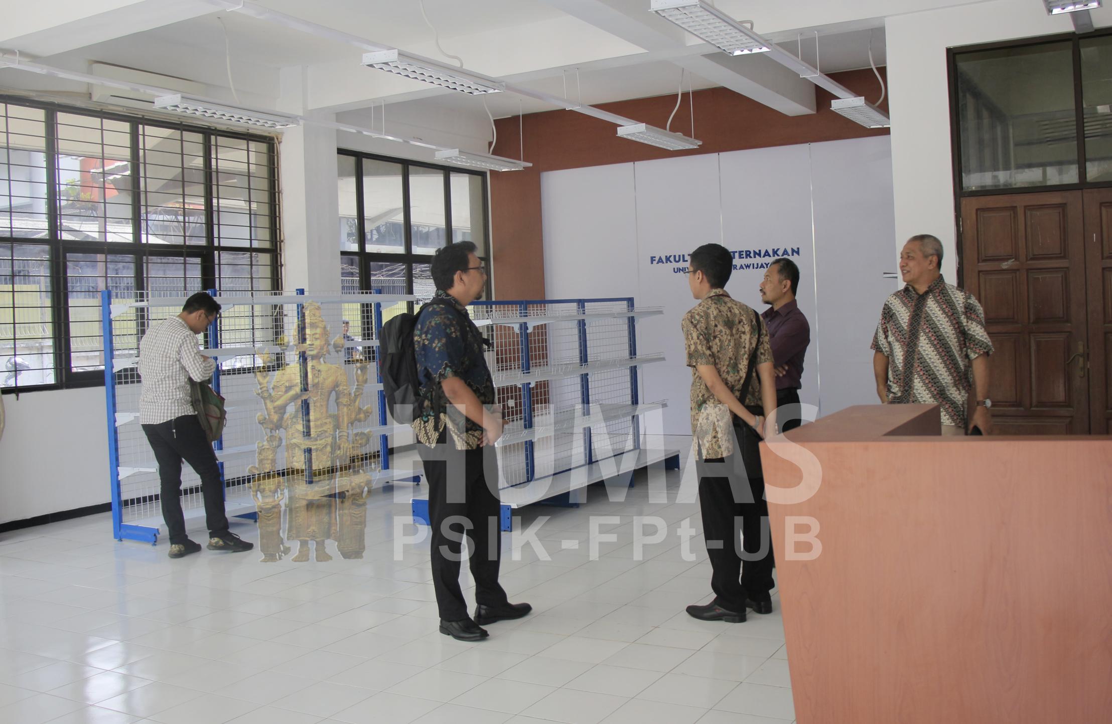 Rencanakan Entrepreneurship Learning Center Fapet Ajak PT. Charoen Pokphand Indonesia, Tbk