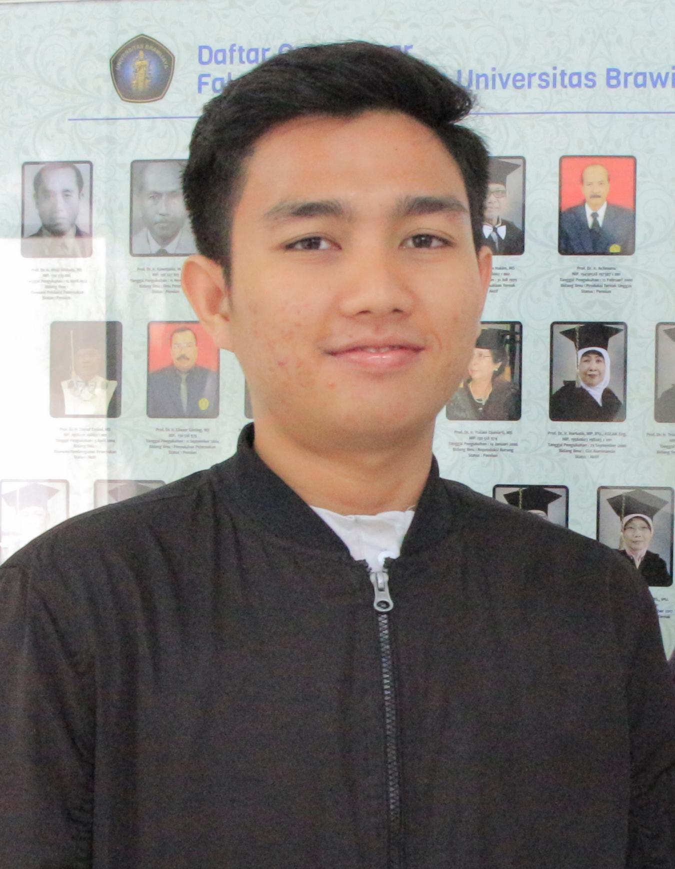 Andhika Yudha, Mahasiswa Fapet Lolos Program CPBSA Batch 4
