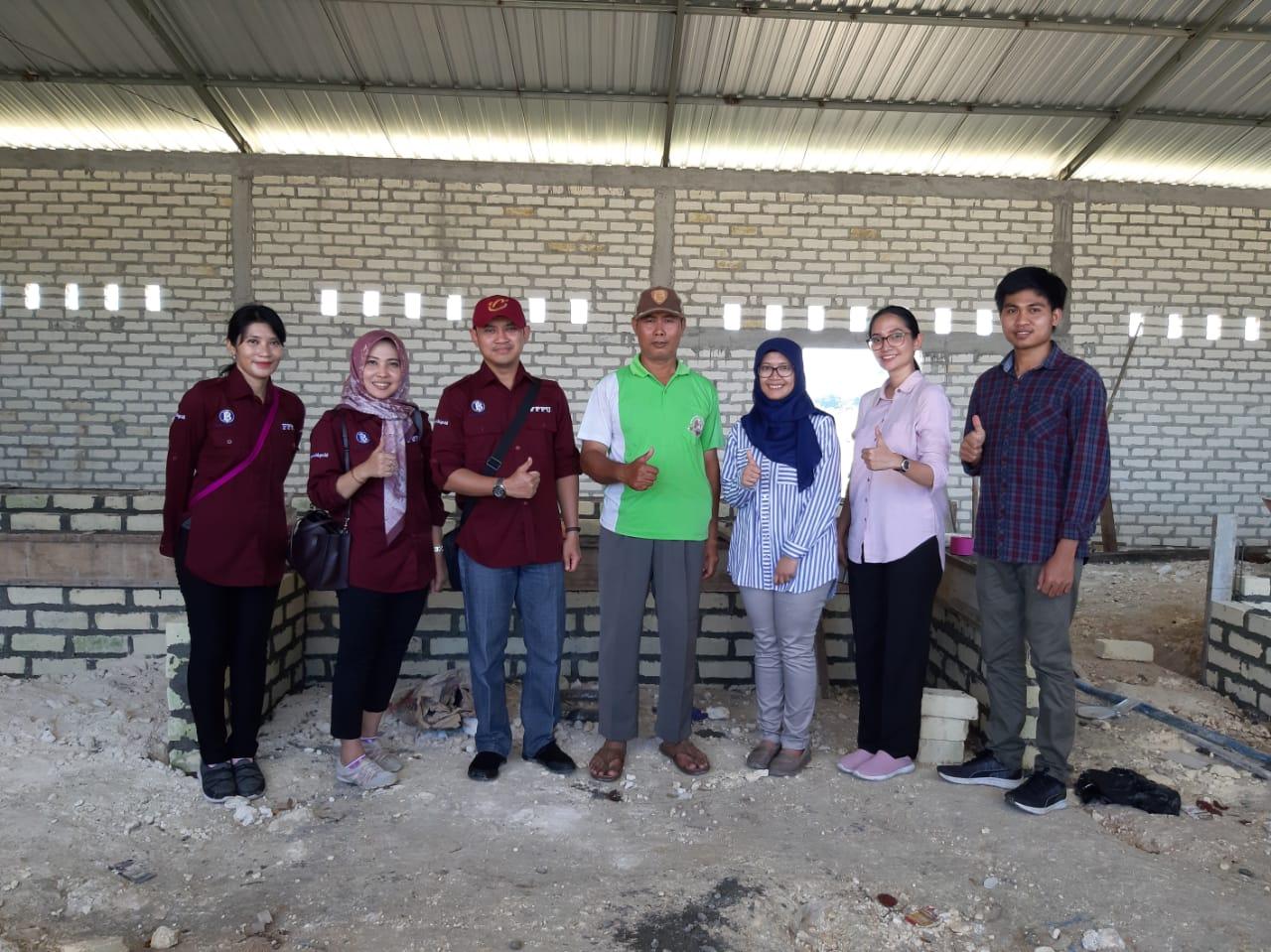 Sukses Bina Peternak di Tuban, Riset Grup Ternak Pedaging Terjun ke Kabupaten Malang