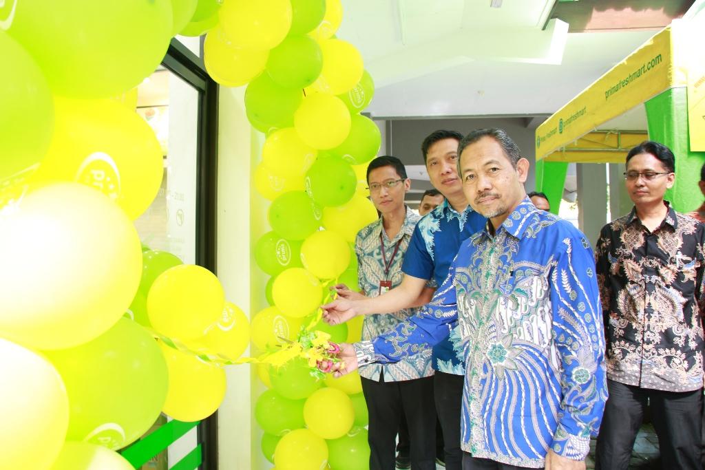 Pembukaan Supermarket Entrepreneur Teaching Center di Fapet