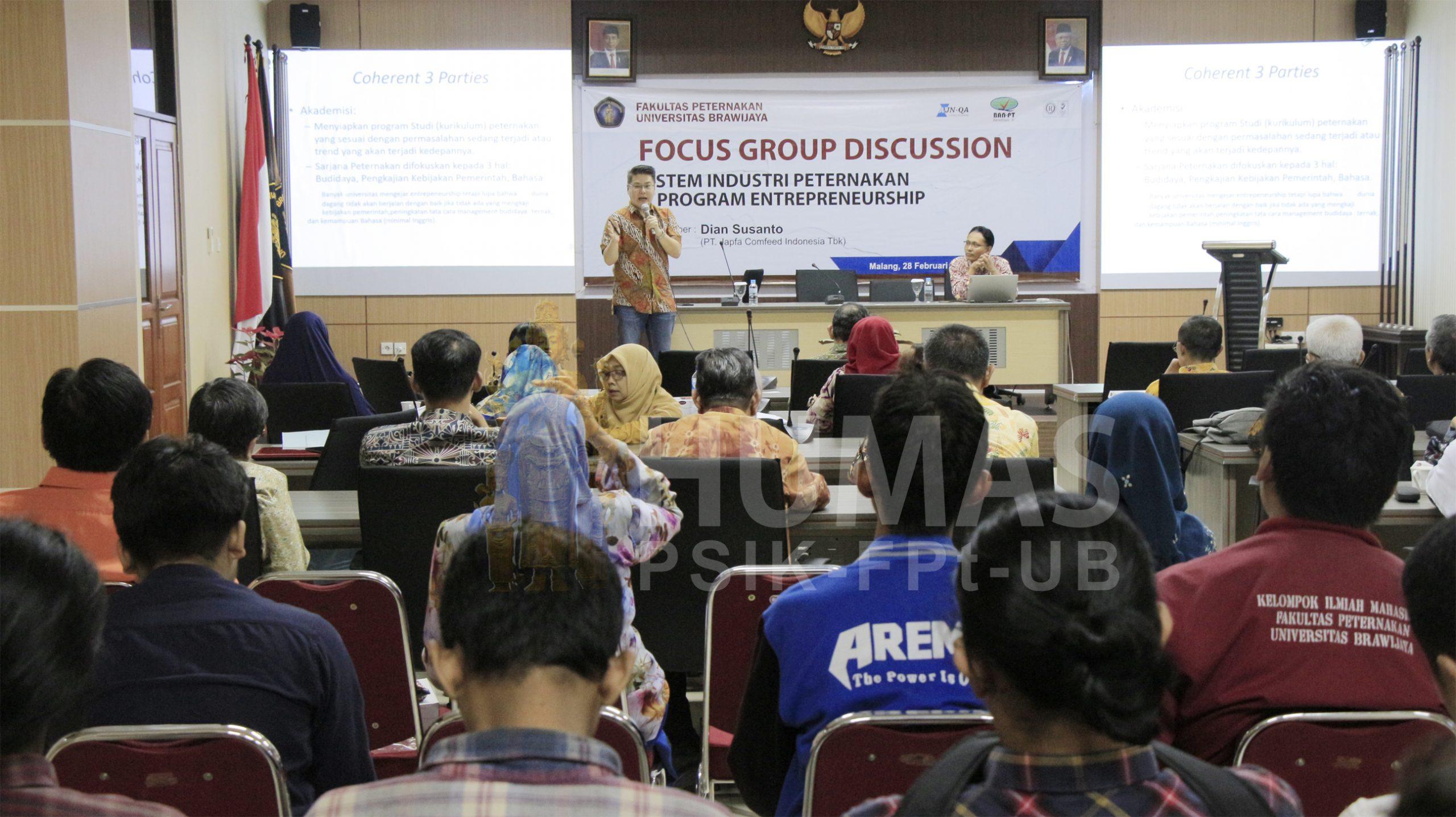 Praktisi Ajak Akademisi Selaraskan Misi Memajukan Peternakan Indonesia