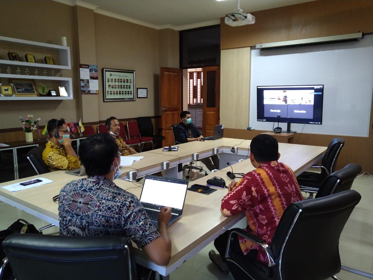 Wacana Jadi Sentra Layanan Analisis Laboratorium Fapet Gandeng PT. Medion