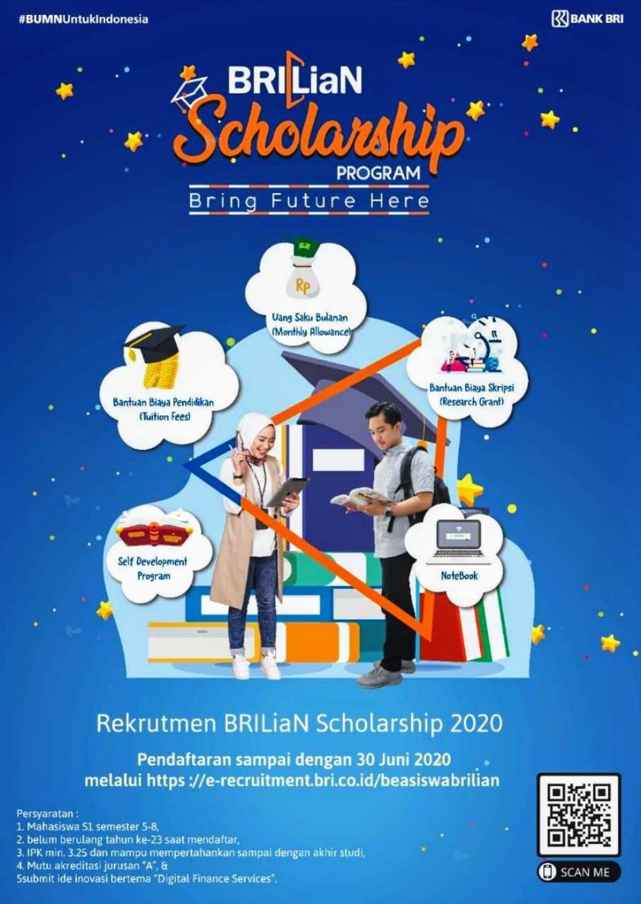 BRILian Scholarship 2020