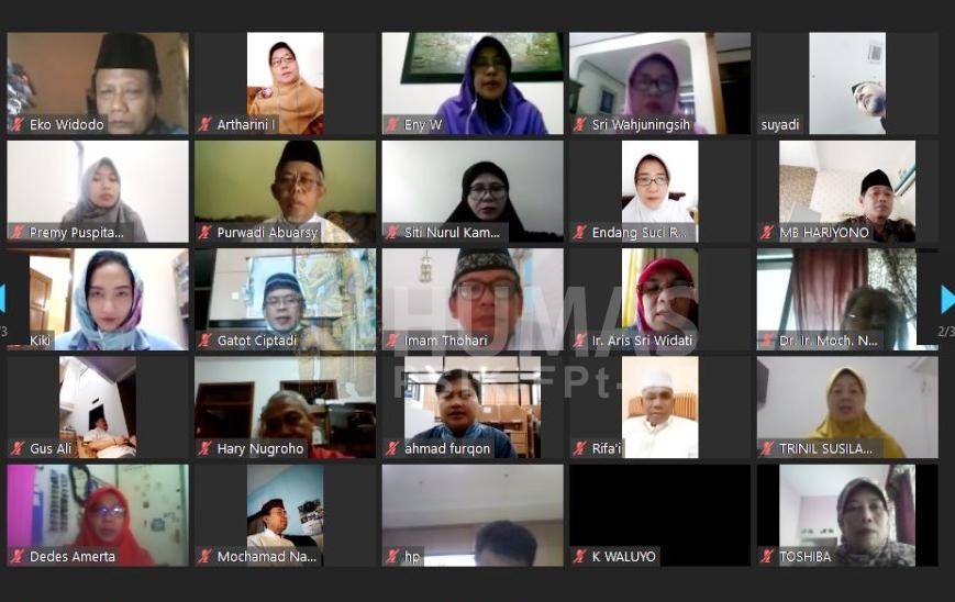 Rayakan Idul Fitri 1441 H, Fapet UB Selenggarakan Halabihalal Virtual