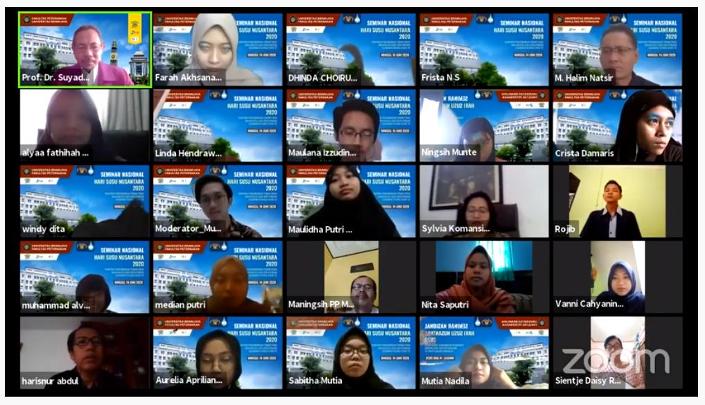 Seminar Nasional untuk Peringati Hari Susu Nusantara
