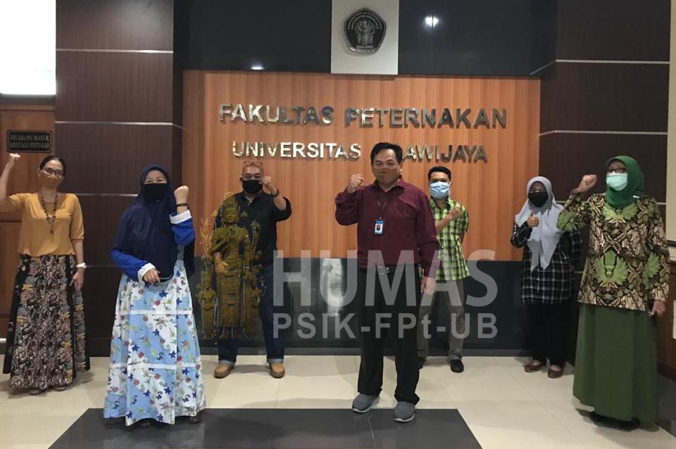 Rapat Pembentukan Kepengurusan IKA Fapet UB