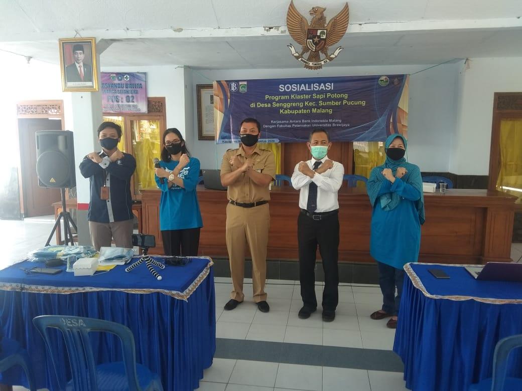 Program Klaster Sapi Potong untuk Wujudkan Swasembada Daging Nasional