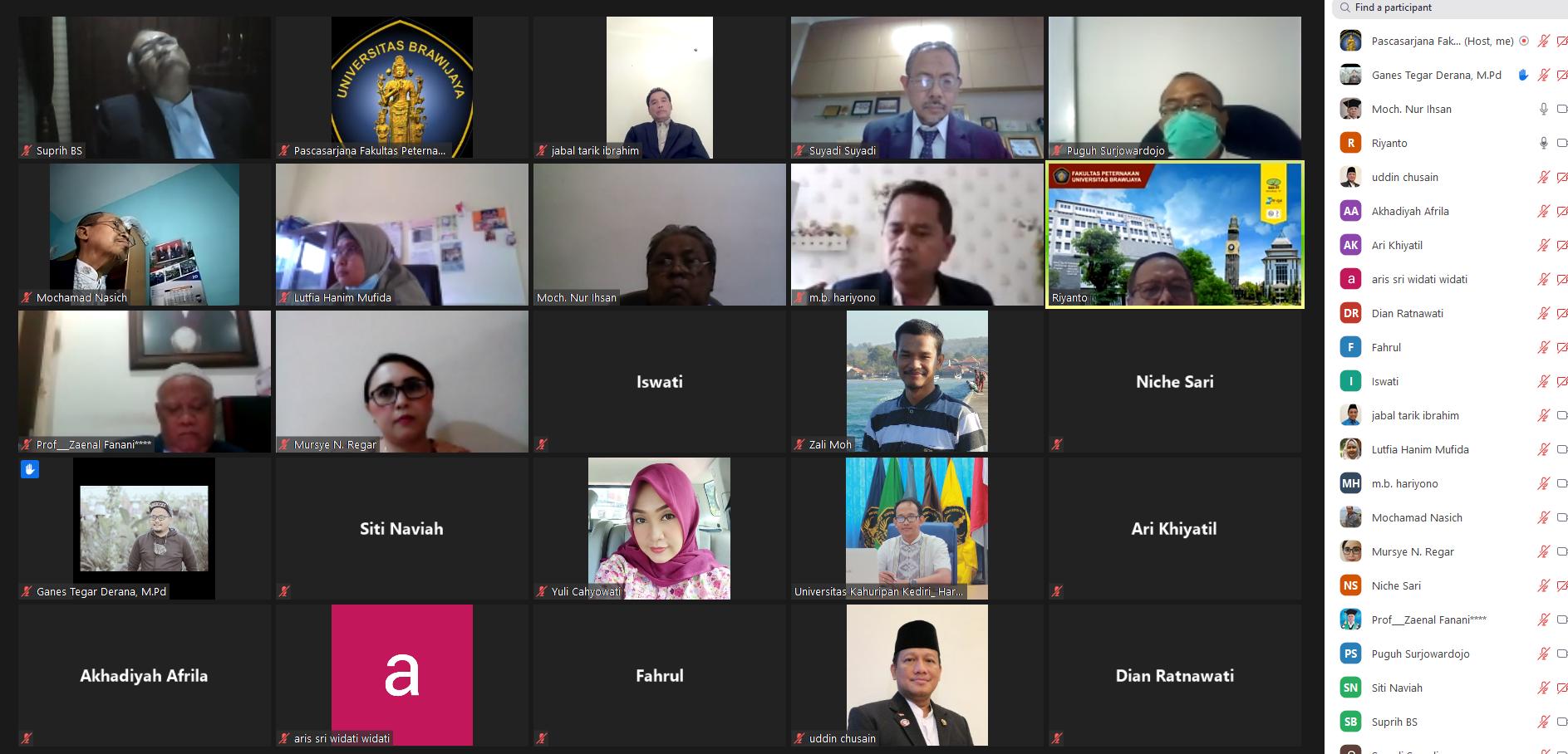 Disertasi Riyanto,SST.,S.Pt.,MP : Pemberdayaan Peternak Sapi Potong di Lahan Kering