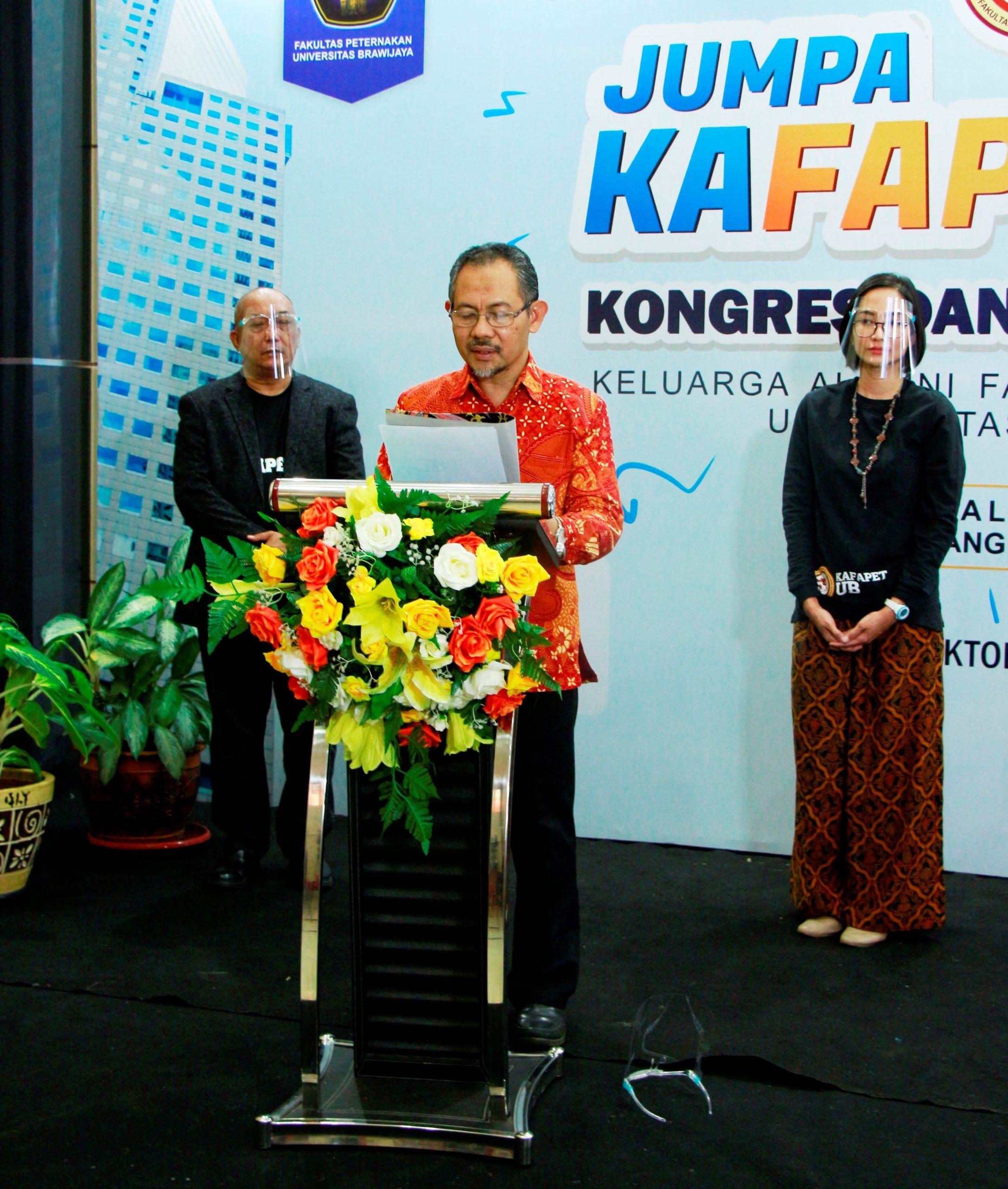 KAFAPET : Wadah bagi Alumni untuk Memperkokoh Fakultas