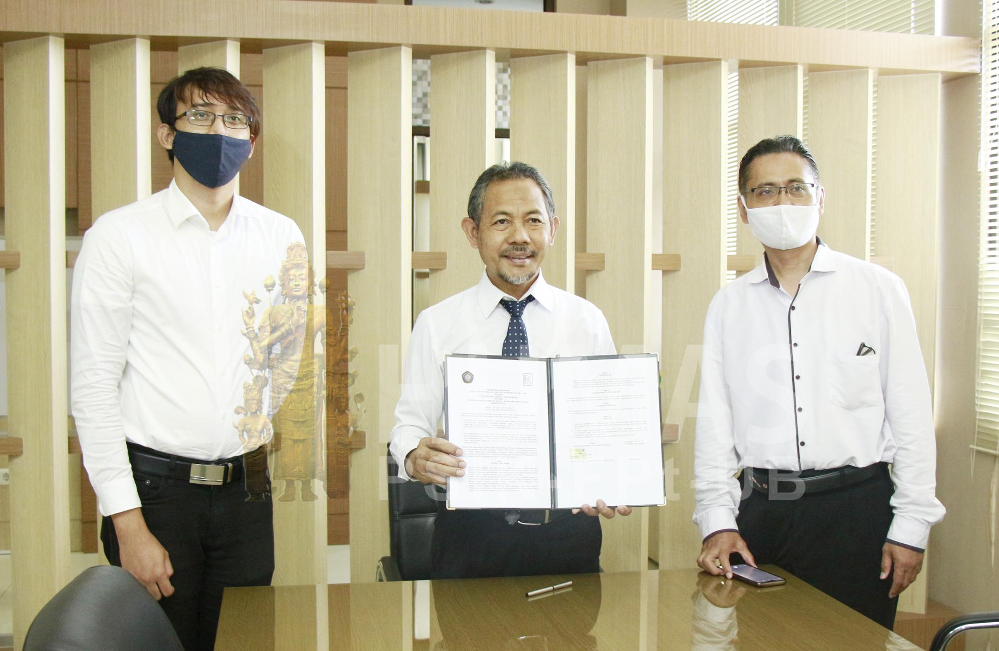 Fapet UB Bersama PT Buana Karya Bhakti Selenggarakan Kegiatan Magang Bersertifikat