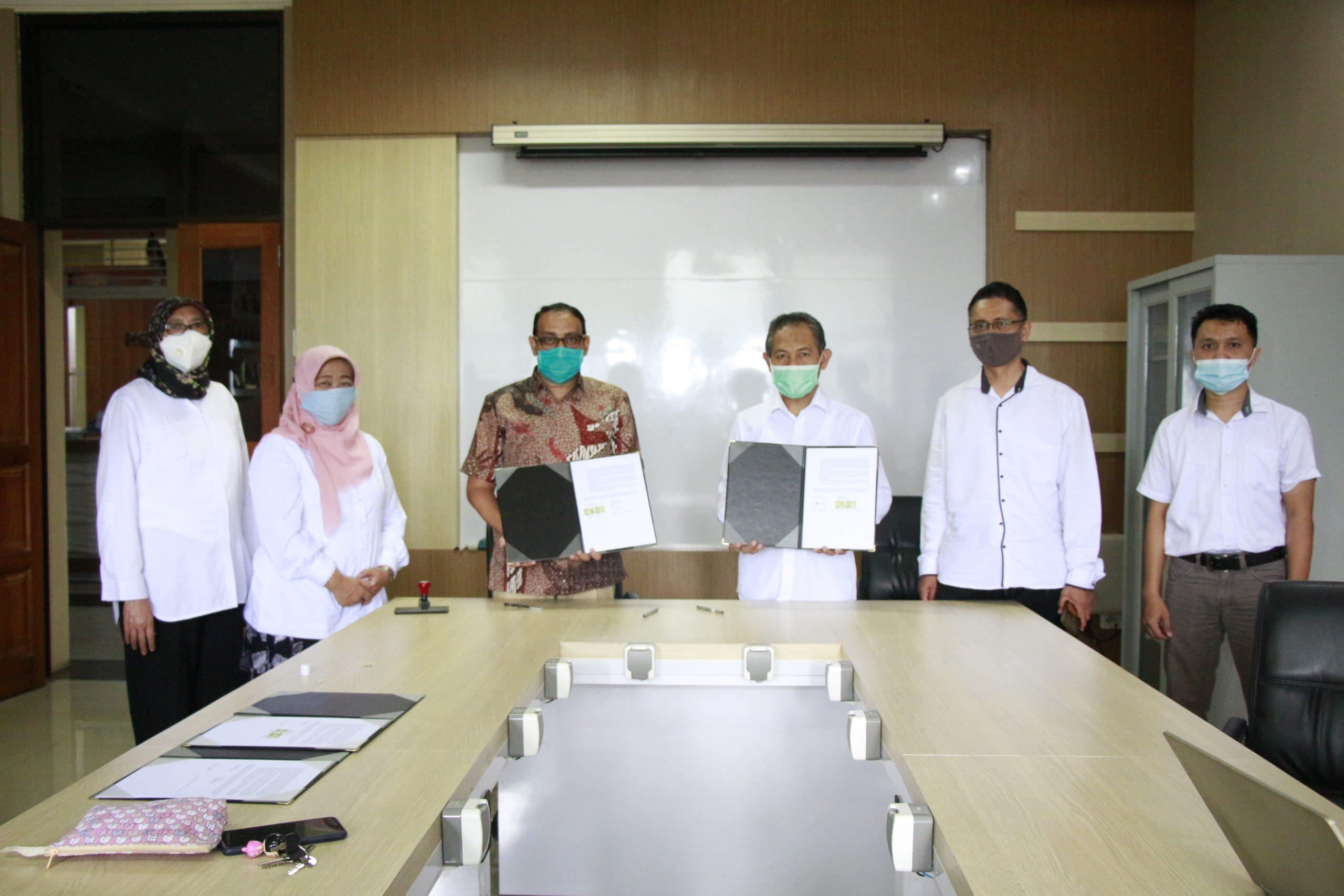 Fapet UB dan PT. Rumah Desa Sejahtera Akan Buat Inovasi Alternatif Pakan Ternak dari Biji Kurma