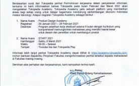 Tokopedia Academy 2021
