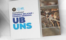 Sosialisasi Merdeka Belajar Kampus Merdeka UB dengan UNS