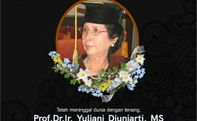 Retired Professor of Fapet UB Passes Away