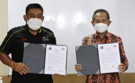 Fapet dan PT. Miwon Indonesia Sepakat Jalin Kerjasama Penelitian