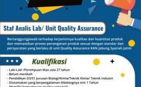 Job Vacancy at KAN Jabung