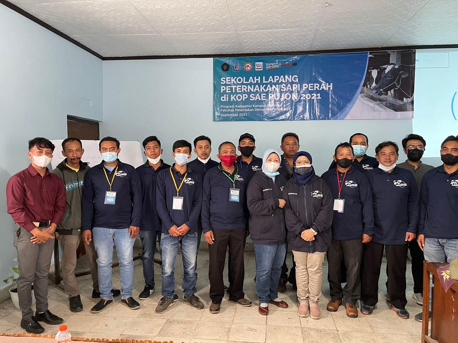 Refreshing Inseminator Class in SAE Pujon Area
