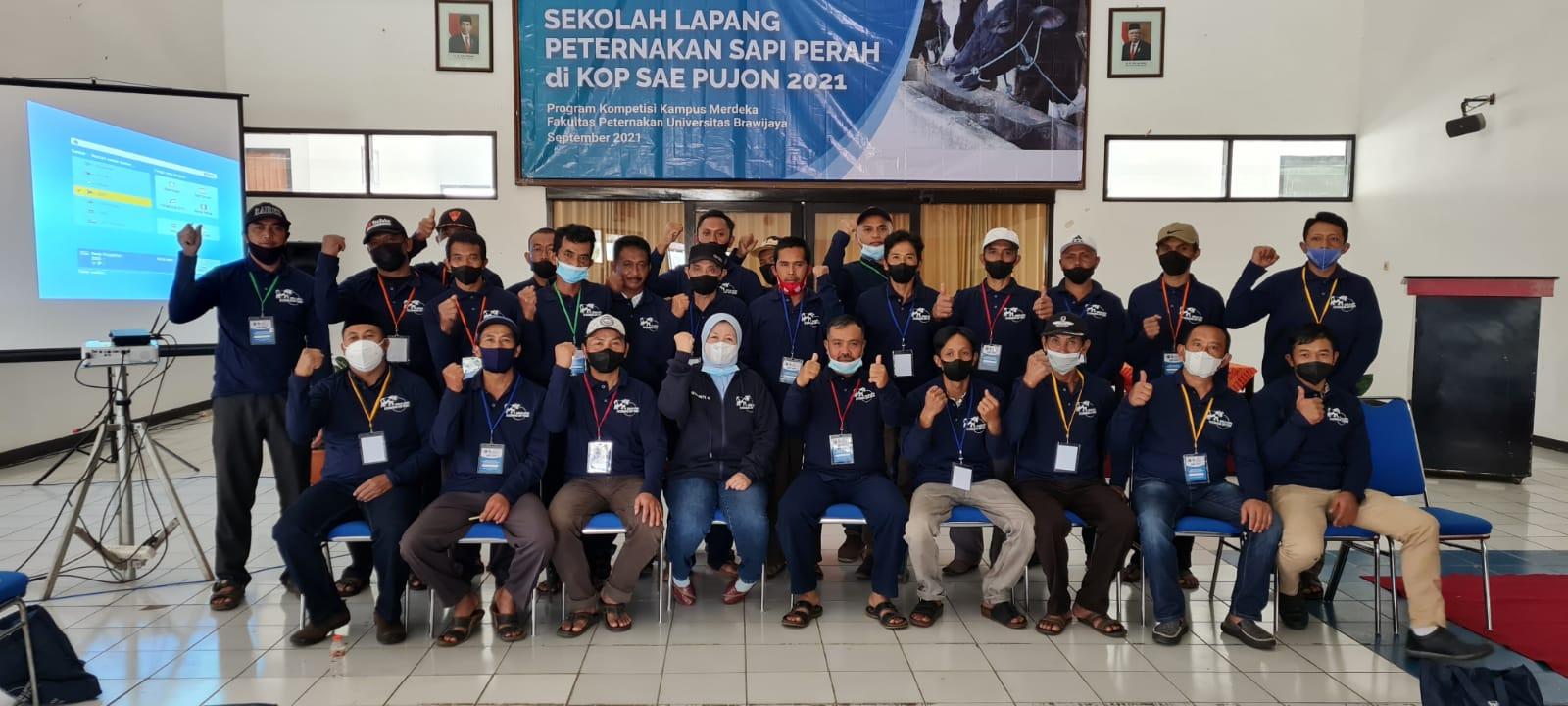 Community Service through Field School